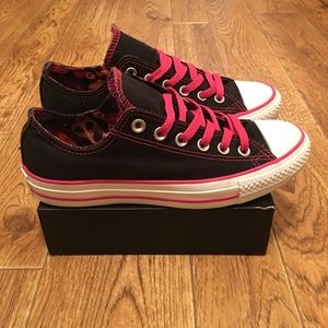CONVERSE All Star Low Double Tongue Women's Shoes